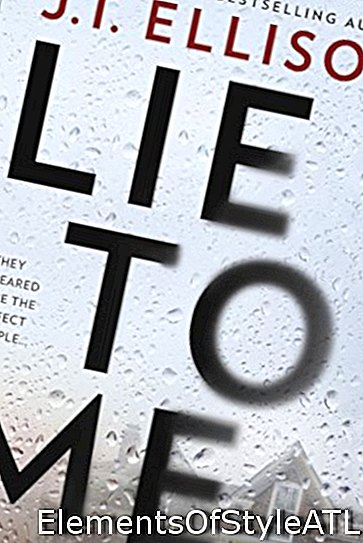 Lie to Me Book Review