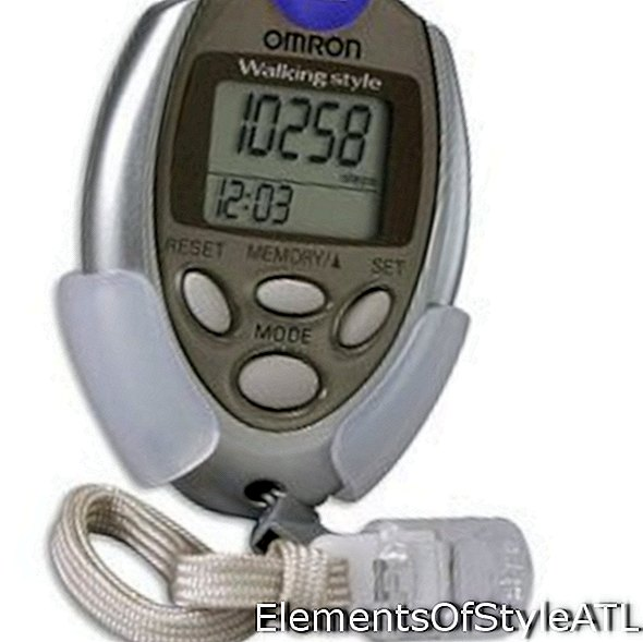 Omron Pedometer Review
